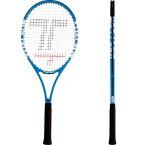 実際に打てる!ウエイトラケット トアルソン(Toalson) パワースイングラケット400(400g) 海外正規品 硬式テニスラケット 1DR94000 ブルー(17y6m)[AC][次回使えるクーポンプレゼント]
