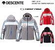 スキーウェア ジャケット/DESCENTE デサント スイスチームJACKET 60 / SWISS REPLICA CMP-6110(2016/2017)