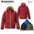 スキーウェア ジャケット/DESCENTE デサント JACKET 60 DRA-6171(2016/2017)