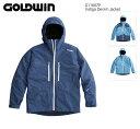 スキーウェア ジャケット/GOLDWIN ゴールドウィン Indigo Denim G11607P(16/17)