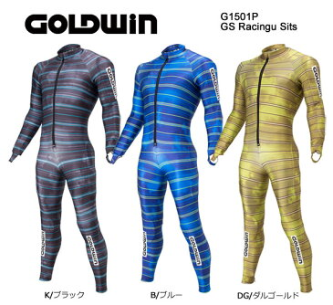 GOLDWIN/ゴールドウィン スキーウェア GSワンピース G1501P【r1516】