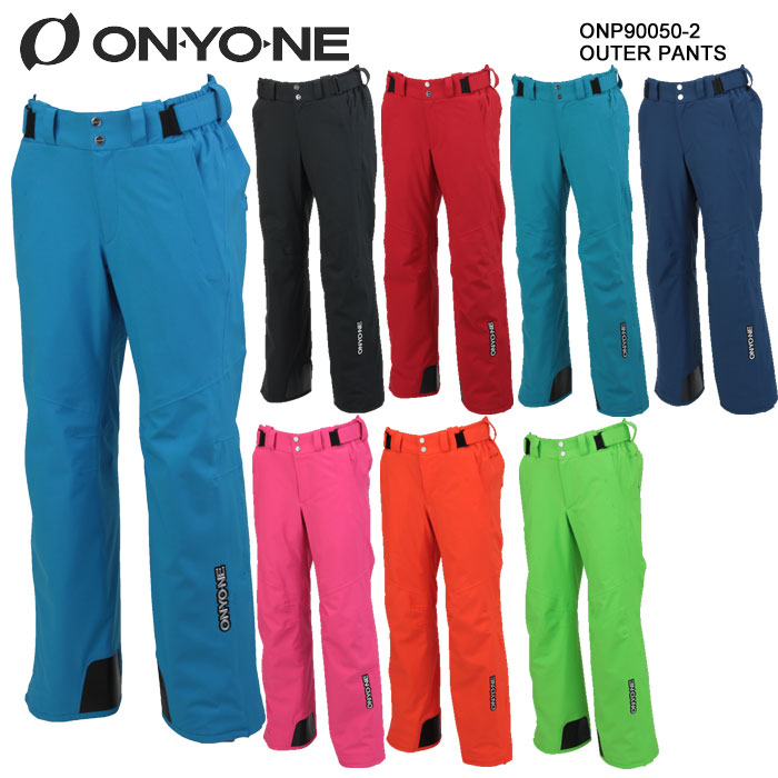 スキーウェア パンツ/ONYONE オンヨネ OUTER PANTS ONP90050-2(17/18):スキーショップ アミューズ