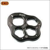 SMC ミニリギングプレート NFPA認定製品クライミング 【SM0635】