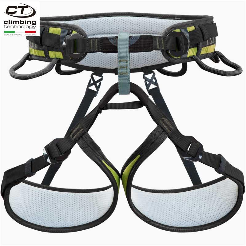 登山・トレッキング, ハーネス (climbing technology)()