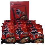 農心 辛ラーメン 20袋セット SHIN RAMYUN 【ITEM/568363】