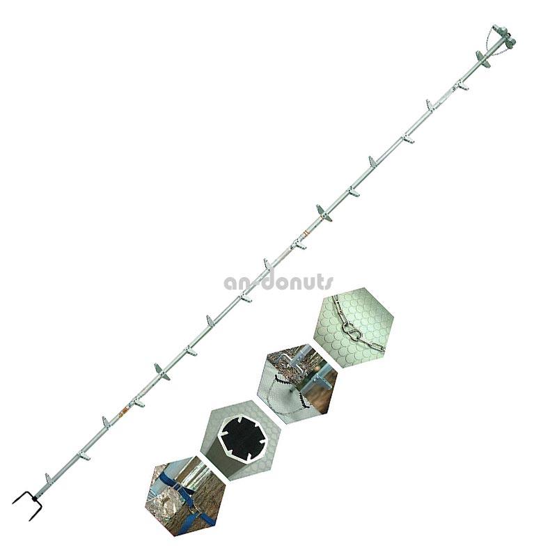 はしご・作業台, はしご  6m 2EXL-600EX YDKG-tk