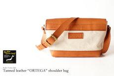 【即納】ButlerVernerSailsメンズレディースフラップショルダーバッグ本革レザーヌメ革×4号キャンバス×コンチョボタンバトラーバーナーセイルズ鞄かばんカバン
