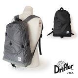 クーポン対象 ドリフター Drifter 日本正規品 リュック リュックサック バックパック デイパック パッククロスナイロン アーバンハイカー PACK CLOTH NYLON URBAN HIKER DFV1450