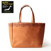 ButlerVernerSails/ビッグトートバッグ/牛ヌメ革/レーザー刻彫/かばん/鞄/メンズ/レディース/バトラーバーナーセイルズ