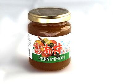 木本商会 富有柿ジャム 160g