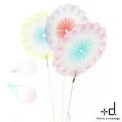 キレイな花びらの付箋!ポストイット【日本製】アッシュコンセプト hana fusen(花付箋)