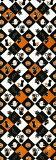 【8月31日販売開始】【2018年新作】手ぬぐい「黒猫ハロウィン 黒系」ハロウィン/Halloween/オバケ/黒猫/かぼちゃ/コウモリ/手拭/てぬぐい/tenugui