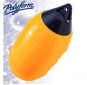 【Polyform】マークブイフェンダーポリフォーム エアーフェンダー LD-1 オレンジPolyform LD-1...
