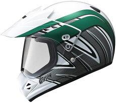 ヤマハグラフィックオフロードヘルメットギブソンYX-3X3Ver-T