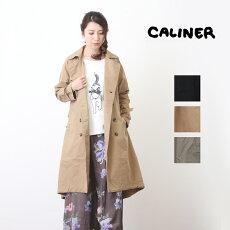 CALINER(カリネ)コットンツイルトレンチ風モッズコート