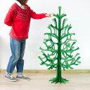 lovi クリスマスツリー 120cm「ダークグリーン」 【送料無料】【ロヴィ・北欧フィンランド】