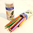 [LYRA/リラ社]色鉛筆ファルビー軸カラー18色PPボックス【LYRA FERBY】