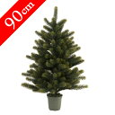 【PLASTIFLOR】ヨーロッパ市場向けのクリスマスツリークリスマスツリー 90cm【レビュー投稿でお...