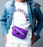 【DATUM】デイタム 46401 メンズ レディース 男女兼用 サコッシュ ポーチ ショルダーバッグ 小さい ミニ アウトドア カラバリ豊富