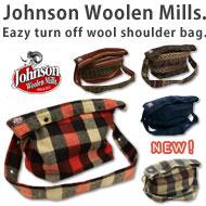 """""""ジョンソン・ウーレン・ミルズ""""のバッグ♪モード派さんもカジュアル派さんも、この可愛さは..."""