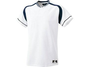 エスエスケイ(SSK) BW2200 1070 2ボタンプレゲームシャツ 野球 17SS