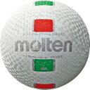 モルテン(Molten) S3Y1500WX ソフトバレーボールデラックス 白赤緑 17SS