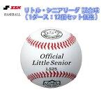 エスエスケイ(SSK)LS25日本リトルシニア中学硬式野球協会試合球(1ダース:12個)18SS