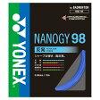 Yonex(ヨネックス) ナノジー98 NBG98 バドミントン ガット 13SS