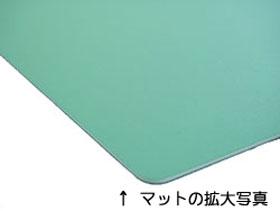 ロータリーマット(メモリなし) 寸法 940*630ミリ 厚さ 1ミリ