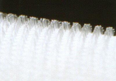 ベルベット・ベロアーのアイロン掛けに便利な「ナイロン針布:寸法370*250ミリ」【ヤマト・メール便での発送OK】