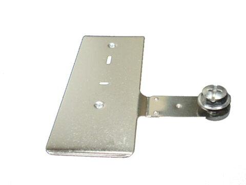 ボタン穴かがり装置(B-6TA型)用針板カバー(ネジ付)【メール便での発送OK】