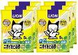 ライオン ニオイをとる砂 リラックスグリーンの香り 5L×☆6個入り☆【箱入り】