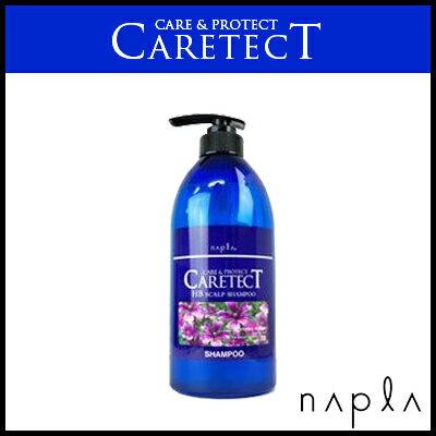 Nabil CARETECT ( ケアテクト ) HB scalp shampoo 750 ml
