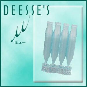 """Milbon """"deesse's linkage Mu 4 (9 g x 4)"""