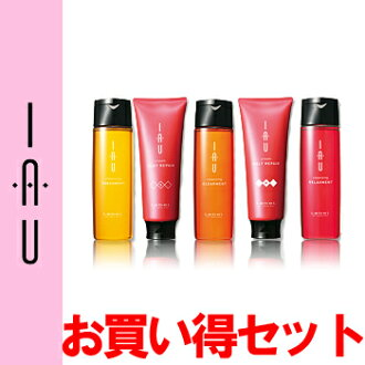 ルベルコスメティックス IO cleansing shampoo & Cream 200 ml set