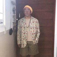 NAISSANCE【ネサーンス】BanksiaPatternJacket【18S-NSA-JK-02】TAKASHIKUMAGAI熊谷隆志WINDANDSEAジャケット