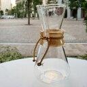 MOMAが認めたコーヒーメーカー【10%オフ・送料無料】ケメックスはニューヨーク近代美術館も認...