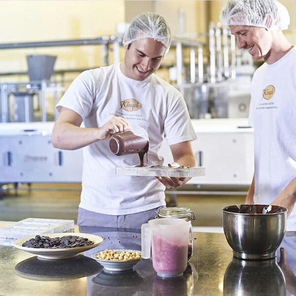 クリンゲラ Balance バランス ダーク オレンジ フィルドバー (35g) / チョコレート ベルギー 砂糖不使用 カカオ