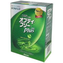 オプティフリープラス(360ml)ダブルパック洗浄消毒保存液コンタクトレンズケア用品