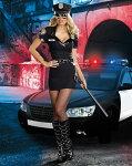 【S・M・L・XKサイズ翌日発送】婦人警官・ポリスコスチュームDirtyCopOfficerAnitaBribeハロウィン/衣装/セクシー/SEXY/コスプレ/ハロウィーン/仮装/パーティー/Halloween