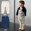 【Caldia】スーパーデニムニットパンツ 【ベビー 赤ちゃん ベビー服 ベビーウェア 男の子 女の子 おとこのこ おんなのこ ズボン ずぼん ボトム ズボン】