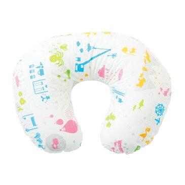 【ベビー】baby book fufu colorful 授乳クッション【赤ちゃん/ママ/授乳クッション】