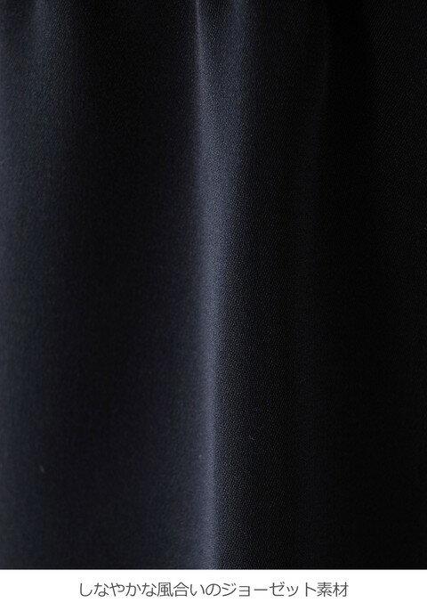 エンジェリーベ『【授乳口付】【セット】プルオーバートップス&スカートセットアップ』