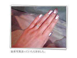 Pt.ダイヤモンドリング空枠(D0.30~1.00ct用)