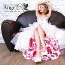 AngelR エンジェルアール | ロングドレス 前ミニ フ...