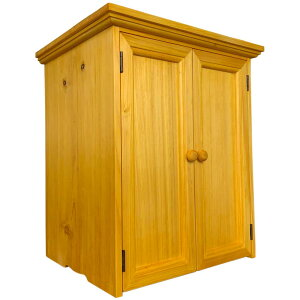ペットのおぶつだん木製扉木製取手ナチュラルw38d31h44cmハンドメイド木製ひのきオーダーメイド1134626