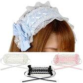 スウィートローズ ヘッドドレス ヘアアクセサリー お人形のような髪飾り ゴスロリ 甘ロリ