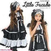 新作ドレスゴシックロリータ系子どもドレスキッズドレス天使のドレス屋さんオリジナルドレス