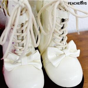 レースアップリボンブーツ◆靴◇女の子用キッズブーツダンス/ブーツキッズ編み上げブーツ七五三・袴・入学式・撮影会等に