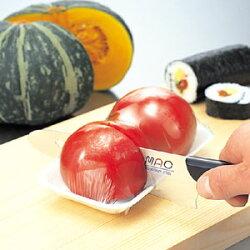 マック(MAC、真久)の包丁の切れ味はスゴイ!包丁は最初はどの包丁も切れ味が良いですが、マックの包丁は切れ味が長持ち!その秘密は薄刃の技術と刃付けの角度。